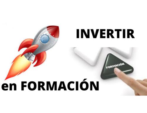 INVIERTE EN FORMACIÓN